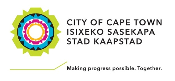 The City of Cape Town is the regulator of all land use applications, including those by the public and private sector.